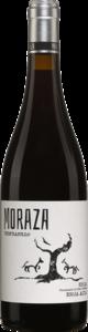 Bodegas Moraza Tempranillo Rioja Alta 2018, Doca Rioja Bottle
