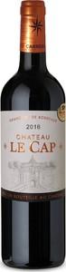 Château Le Cap 2018, Terra Vitis, Ac Blaye Côtes De Bordeaux Bottle