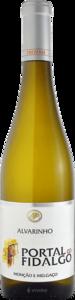 Provam Portal Fidalgo Alvarinho 2018, Doc Vinho Verde Bottle