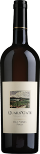 Quails' Gate Old Vines Foch 2018, BC VQA Okanagan Valley Bottle