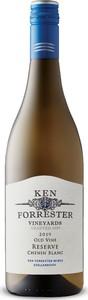 Ken Forrester Old Vine Reserve Chenin Blanc 2019, Wo Stellenbosch Bottle