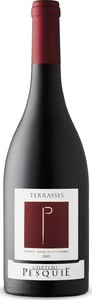 Château Pesquié Terrasses 2019, Ac Ventoux Bottle