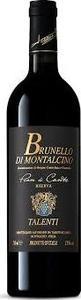 Talenti Brunello Di Montalcino Riserva 2015, Docg Pian Di Conte Bottle