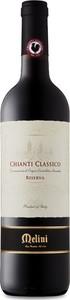 Melini Chianti Classico Riserva Docg 2017 Bottle