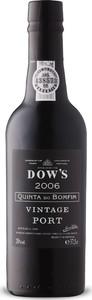 Dow's Quinta Do Bomfim Vintage Port 2006, Doc Douro (375ml) Bottle