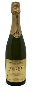 Domaine Jean Marie Sohler Crémant D'alsace Blanc De Blancs Brut 2016, Alsace Bottle