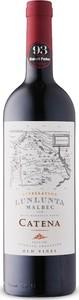 Catena Lunlunta Old Vines Appellation Malbec 2018 Bottle