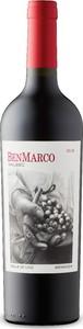Benmarco Malbec 2018, Uco Valley, Mendoza Bottle