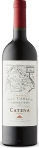 Catena Appellation San Carlos Cabernet Franc 2018, Mendoza Bottle