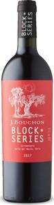 J. Bouchon Block Series Carmenère 2017, Maule Valley Bottle