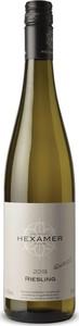 Hexamer Quarzit Riesling 2010, Nahe Qualitätswein Bottle