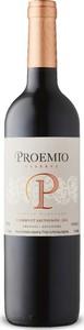 Proemio Reserve Cabernet Sauvignon 2016 Bottle