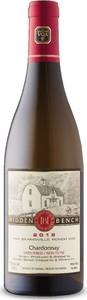 Hidden Bench Chardonnay 2018, Unfiltered, VQA Beamsville Bench Bottle