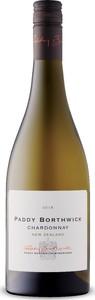 Paddy Borthwick Chardonnay 2018, Wairarapa, North Island Bottle