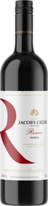 Jacob's Creek Reserve Shiraz 2018, Limestone Coast Bottle