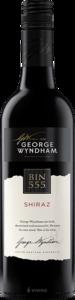Wyndham Bin 555 Shiraz 2019, Southeastern Australia Bottle