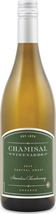 Chamisal Stainless Chardonnay 2015, Central Coast Bottle
