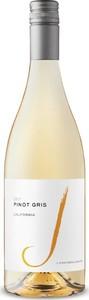 J Vineyards Pinot Gris 2015, California Bottle