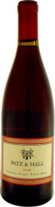 Patz & Hall Sonoma Coast Pinot Noir 2014, Sonoma County Bottle