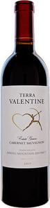 Terra Valentine Spring Mountain District Estate Grown Cabernet Sauvignon 2013, Napa Valley Bottle