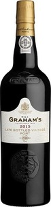 Graham's Late Bottled Vintage Port 2015, Douro Valley Bottle