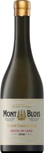 Mont Blois Estate Chardonnay Hoog En Laag 2016, Wo Bottle