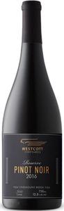 Westcott Reserve Pinot Noir 2016, VQA Vinemount Ridge Bottle