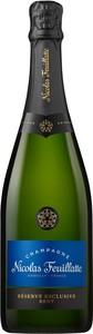 Nicolas Feuillatte Brut Reserve Exclusive Champagne Bottle