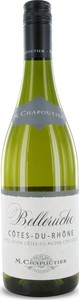 Chapoutier Belleruche White 2019, Cotes Du Rhone  Bottle