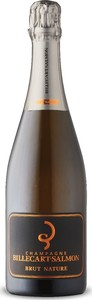 Billecart Salmon Brut Nature Champagne, Ac, France Bottle
