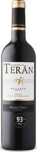 Marqués De Terán Reserva 2012, Doca Rioja Bottle