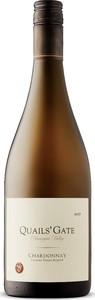 Quails' Gate Stewart Family Reserve Chardonnay 2017, BC VQA Okanagan Valley Bottle
