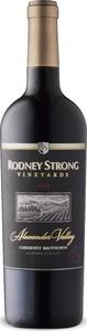 Rodney Strong Alexander Valley Cabernet Sauvignon 2016, Alexander Valley, Sonoma County Bottle