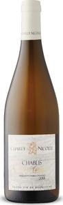 Domaine Charly Nicolle Per Aspera Chablis 2018, Ac Bottle
