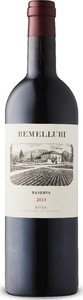 Remelluri Reserva 2013, Doca Rioja Bottle