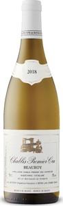 Alain Geoffroy Beauroy Chablis Premier Cru 2018 Bottle