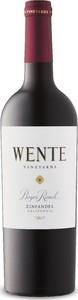 Wente Vineyards Beyer Ranch Zinfandel 2017 Bottle
