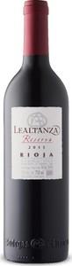 Lealtanza Reserva 2015, D.O.Ca Rioja Bottle