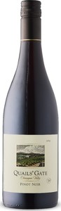 Quails' Gate Pinot Noir 2019, BC VQA Okanagan Valley Bottle