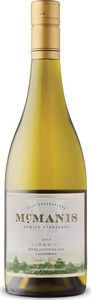 Mcmanis Family Vineyards Viognier 2019, River Junction Bottle