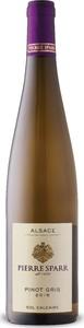 Pierre Sparr Sol Calcaire Pinot Gris 2016, Ac Alsace Bottle