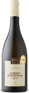 Domaine Des Tilleuls Les Vénérables Vieilles Vignes Muscadet Sèvre Et Maine 2017, Sur Lie, Ap Bottle