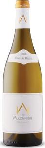 M De Mulonnière Anjou Chenin Blanc 2018, Ac Anjou Bottle