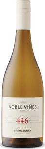 Noble Vines 446 Chardonnay 2018, San Bernabe, Monterey Bottle