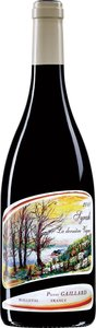 Pierre Gaillard La Dernière Vigne Syrah 2010 Bottle