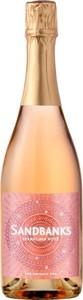 Sandbanks Sparkling Rose Bottle