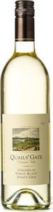 Quails' Gate Chasselas / Pinot Blanc / Pinot Gris 2020, BC VQA Okanagan Valley Bottle