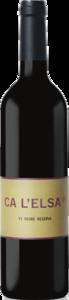 Eccocivi Ca L'elsa Red Reserva 2014, Vi De Les Gavarres (Sant Martí Vell – Girona) Bottle