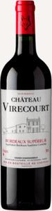 Chateau Virecourt Bordeaux Supérieur 2015, Ac Fronsac Bottle