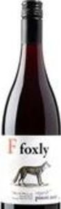 Foxly Pinot Noir Reserve 2016, Okanagan Valley Bottle